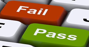 pass-or-fail-keys-to-show-exam-or-test-result
